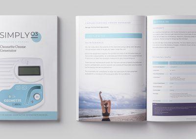 SimplyO3 Ozone Equipment