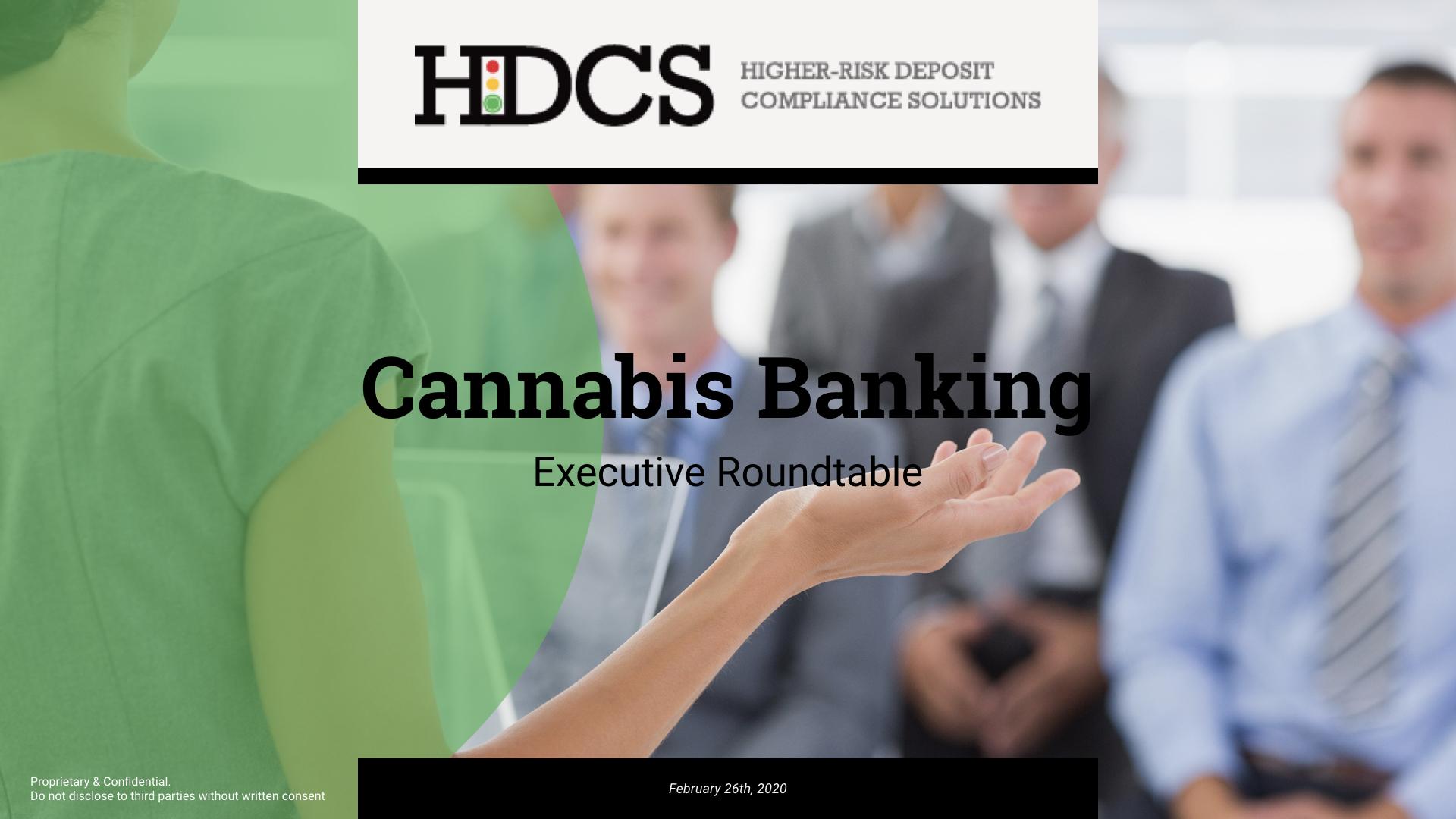 HDCS Pitch Deck