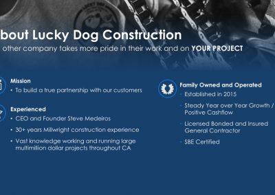 Lucky Dog Presentation