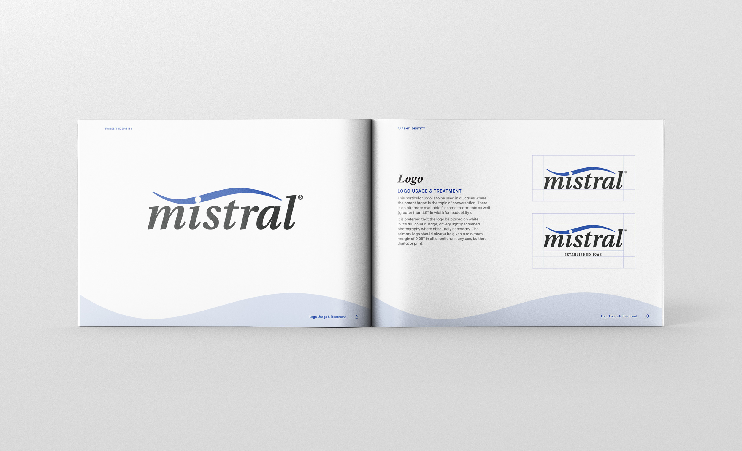 Mistral Packaging Style Guide